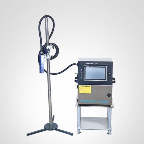 inkjet marking machine / benchtop / for plastics / for glass