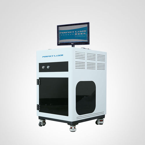 3D laser engraving machine / Nd:YAG laser / for glass / 3D