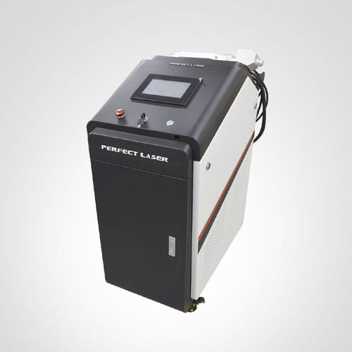 laser cleaning machine / automated / handheld / for the automotive industry