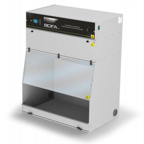 fume extraction cabinet