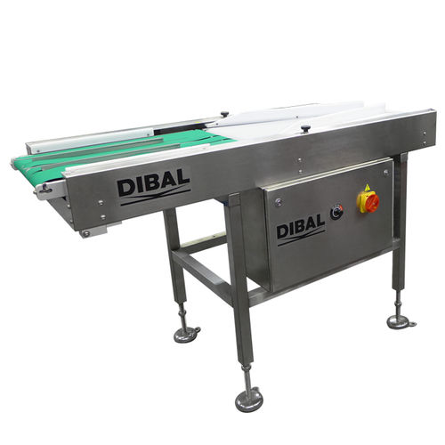 belt conveyor / for the food industry / automatic