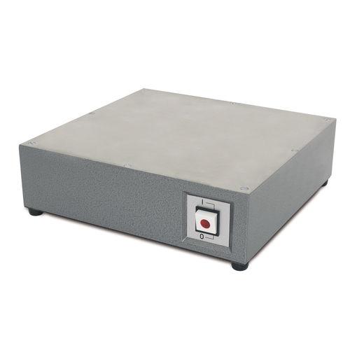 plate demagnetizer / for workpieces / conveyor belt / manual
