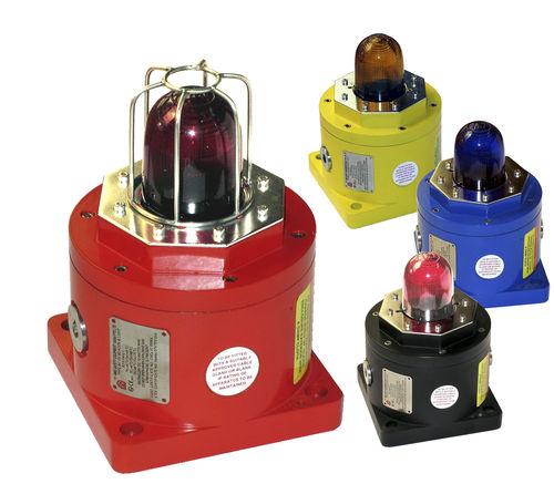 rotating beacon / blinking / strobe / LED