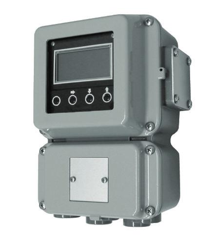 electromagnetic flow meter / for conductive liquids / in-line