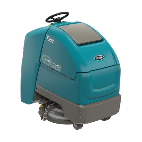 stand-up scrubber-dryer / battery-powered