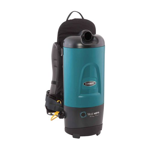 backpack vacuum cleaner / dry / battery-powered / commercial