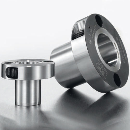 rigid coupling / for shafts / tempered / shaft-hub