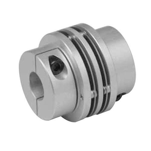 torsionally rigid coupling / disc / high-torque / sleeve