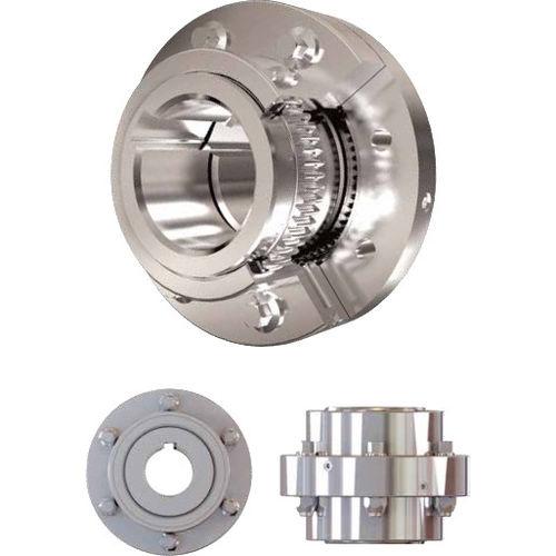 5.31 Length Through Bore 8.38 Overall Length Lovejoy 69790435690 Steel Hercuflex FXL Series M4.5 Gear Hub 5.5625 Bore 370700 In-Lbs Maximum Torque 0.75 x 1.5 Keyway 5.31 Length Through Bore 5.5625 Bore 8.38 OD 0.75 x 1.5 Keyway 8.38 OD