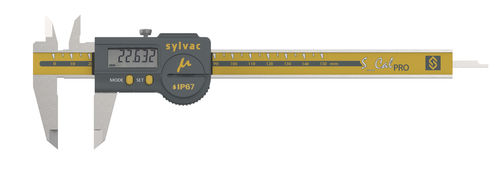 caliper with digital display