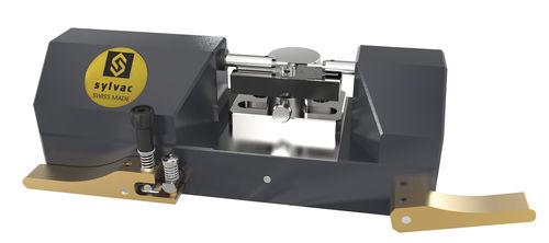 horizontal measurement stand