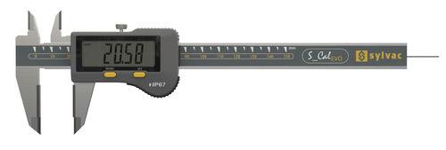 caliper with digital display