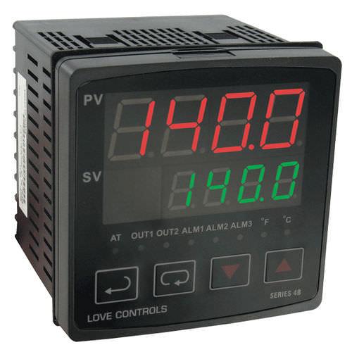 temperature regulator with LED display