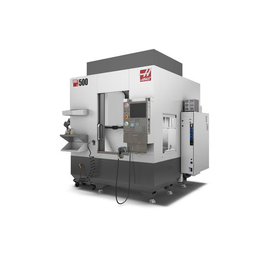 5-axis CNC milling machine