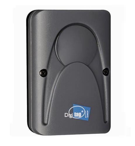 hand RFID reader / wireless / long-range