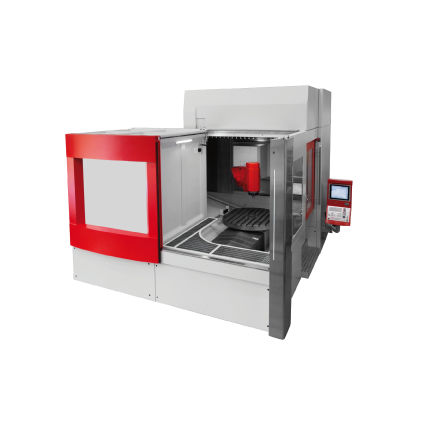 5-axis CNC milling machine / vertical