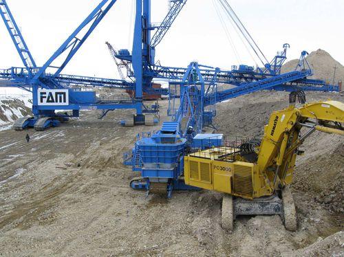 impact crushing plant / stationary / crawler