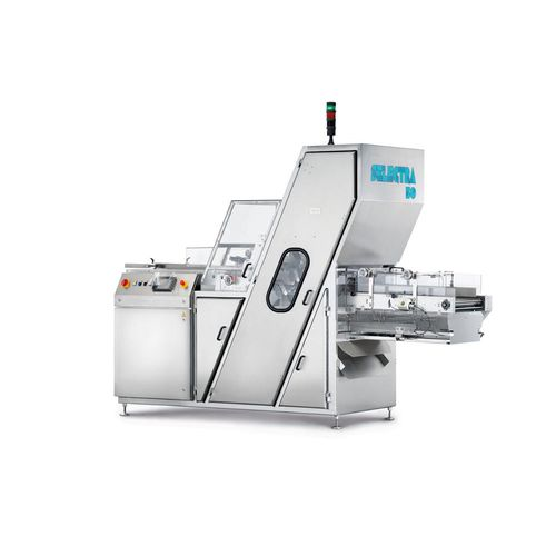 automatic industrial bread slicer
