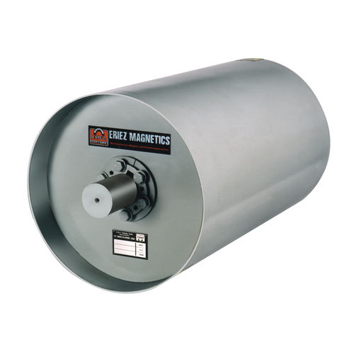 drum separator / magnetic / metal / compact