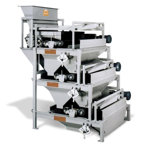 multiple magnetic drum separator