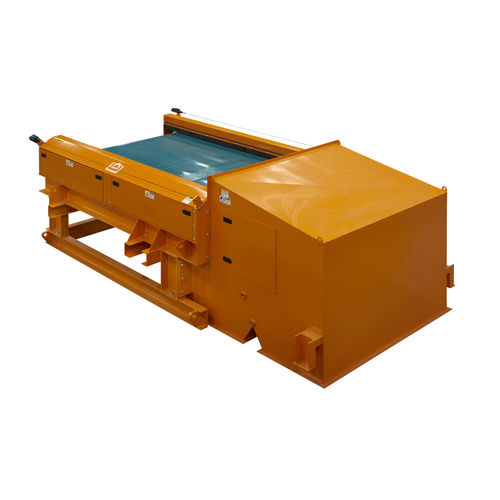 eddy current separator - Eriez Magnetics Europe Limited