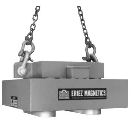 electrically switched permanent lifting magnet