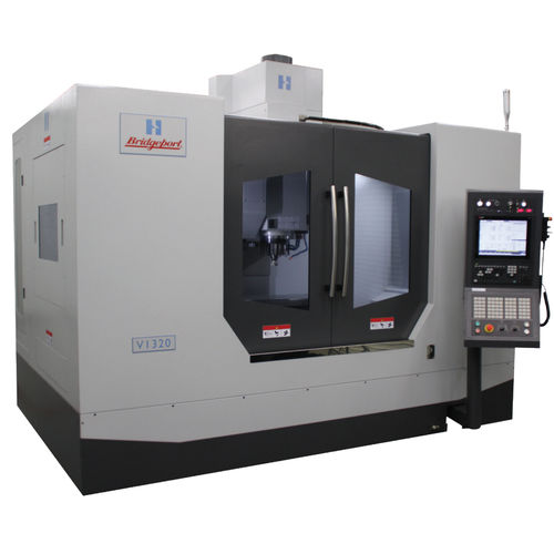 3-axis CNC machining center