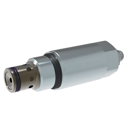 slide valve / pneumatic / adjustment / flow regulator