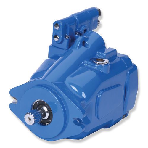 hydraulic piston pump / compact / rugged / mobile