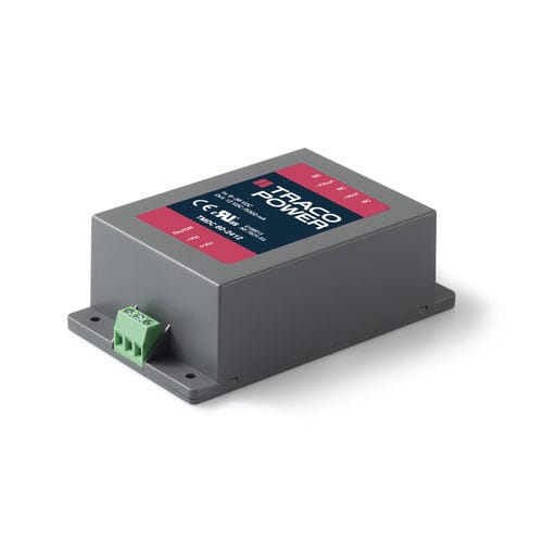 chassis-mounted DC/DC converter