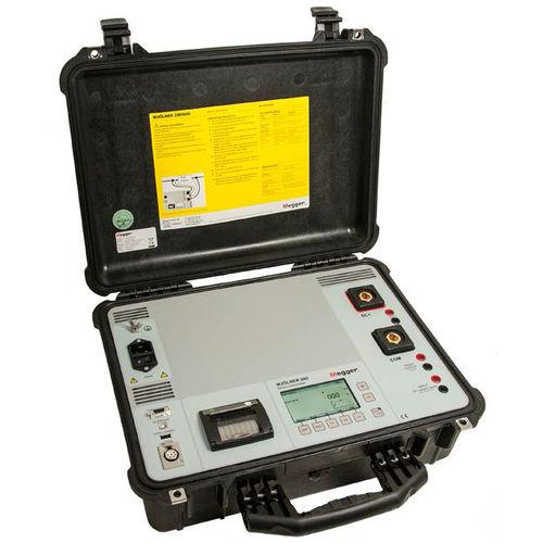 digital microhmmeter