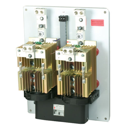 SCR power controller / three-phase / single-phase / panel-mount