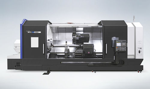 CNC turning center / multi-axis / high-precision / Y-axis