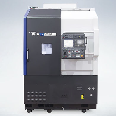 CNC turning center / vertical / 2-axis / cutting