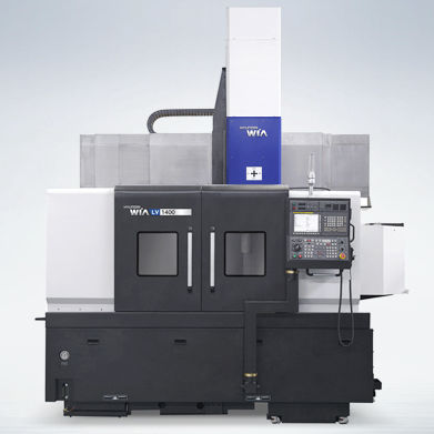 CNC turning center / vertical / 2-axis / milling