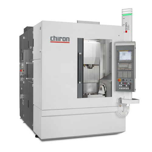 high-precision machining center