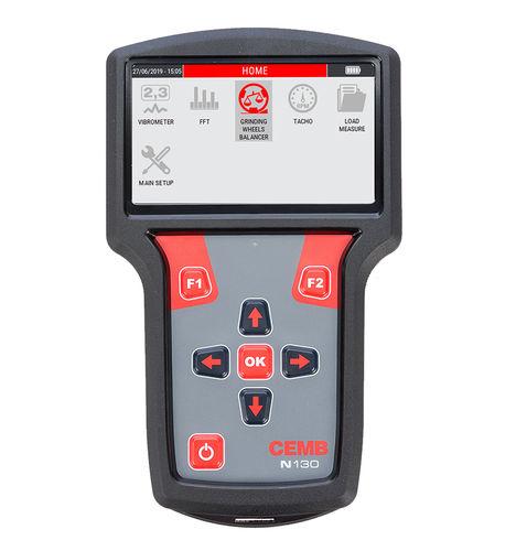 machine monitoring vibration meter