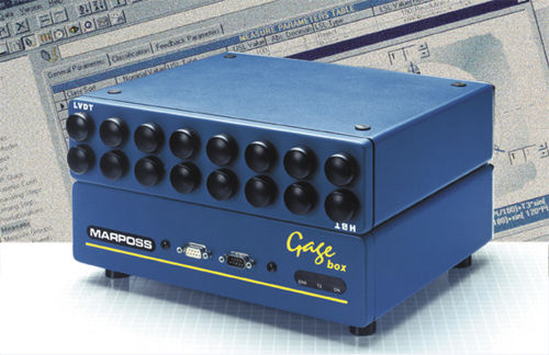benchtop data acquisition system