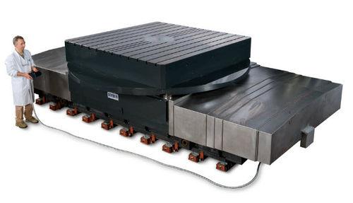horizontal rotary table / for machine tools / CNC