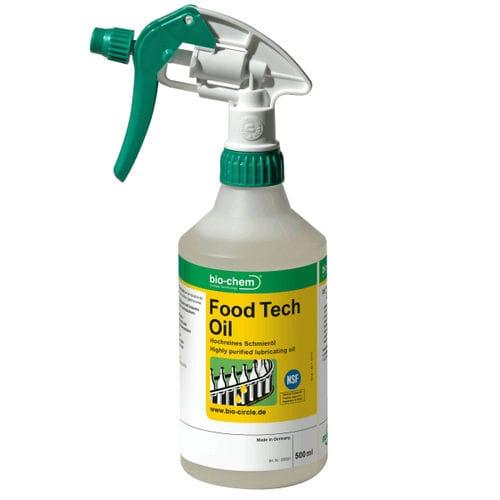 food-grade oil