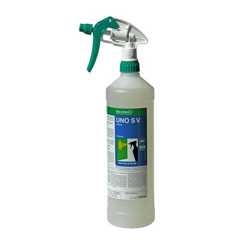 water-based cleaning product