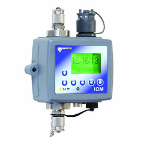 level monitoring device / measurement / particle / for hydraulic fluids