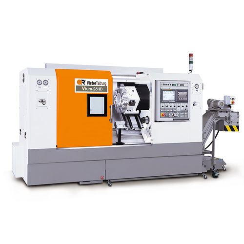 CNC turning center / 3-axis / cutting