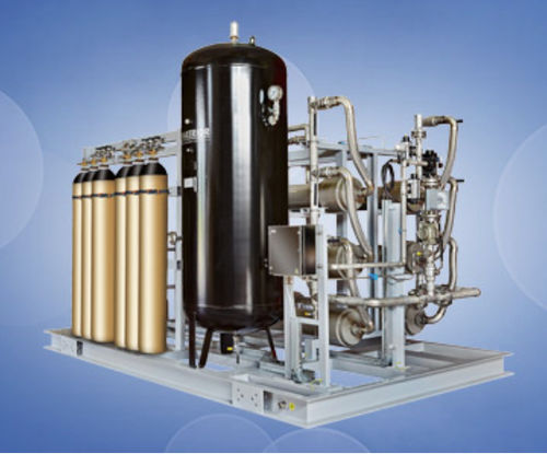 heatless adsorption compressed air dryer