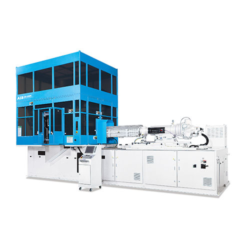 injection-stretch blow molding machine / for PET bottles / for the pharmaceutical industry / one-step