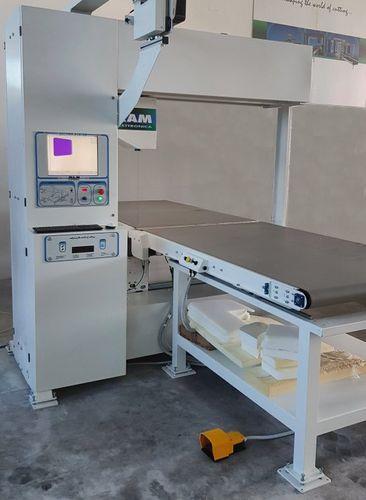 plastic cutting machine - RAM Elettronica