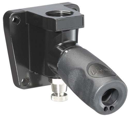 push-to-lock fitting / straight / pneumatic / composite