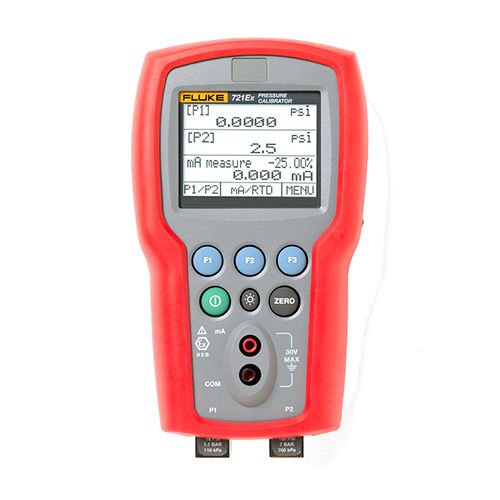 pressure calibrator