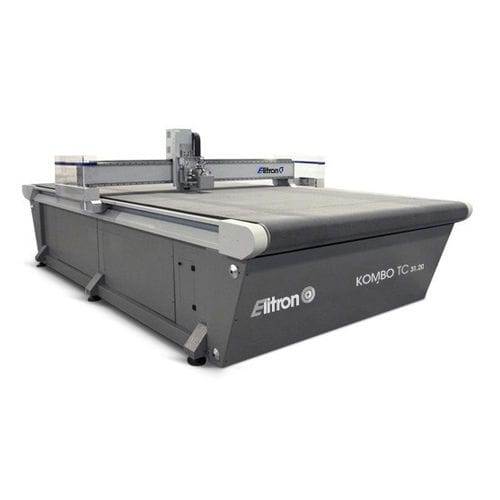 foam cutting machine / for PVC / for MDF / for stainless steel