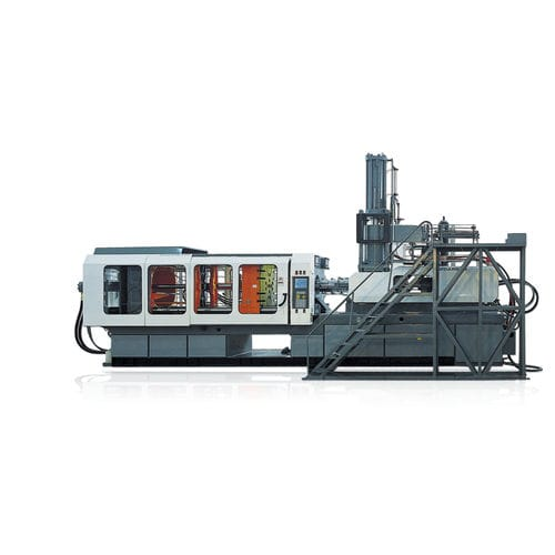 horizontal injection molding machine / hydraulic / electric and hydraulic / for BMC